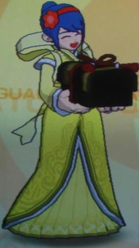 ポニ子乙姫
