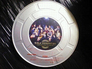 少女時代 : GIRLS' GENERATION COMPLETE VIDEO COLLECTION が家にやってきた