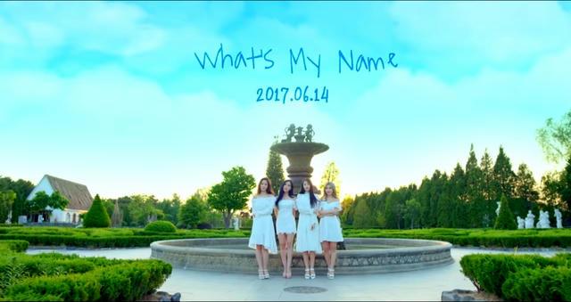 T-ARA : 『What My Name?』Teaser公開 :)