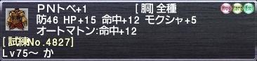 PNトベ+1 [試練No.4827]