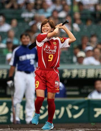 川澄奈穂美