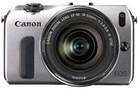 Canon デジタル一眼カメラ EOS M