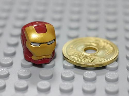 LEGO アイアンマン