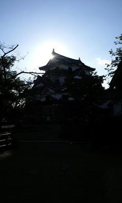 敷地は広いが小さくて吃驚彦根城