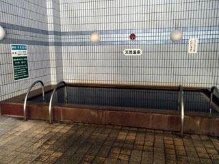 長方形の浴槽