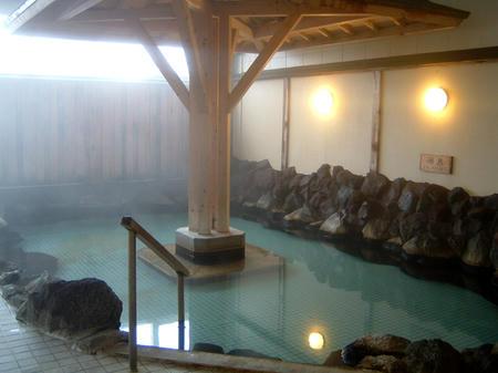 加温の主浴槽