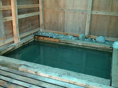 2003年の湯船