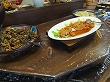 山菜煮とザンタレ
