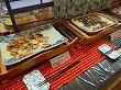 釧路産の焼き魚(鮭と鯖)