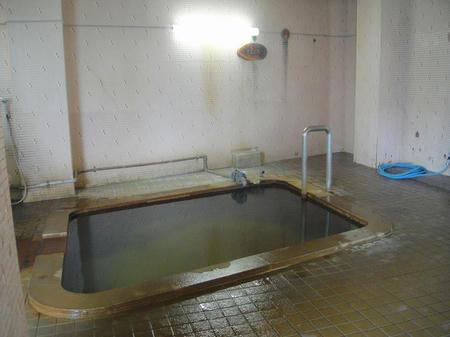 内湯・鉄鉱泉