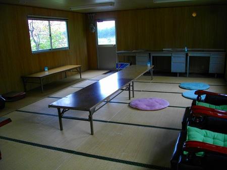離れの休憩室