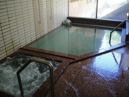 2階の内湯