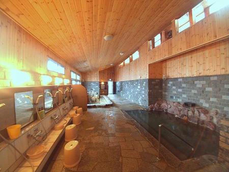 イナンクル浴室