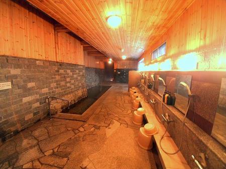 ウヌカル浴室