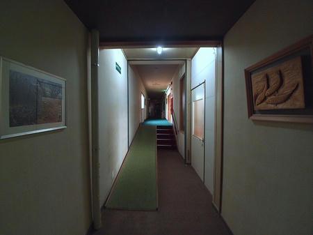 第二・廊下
