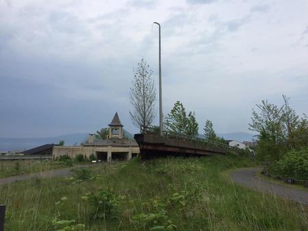 流された橋