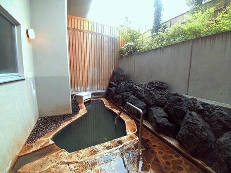 洞窟風呂・露天風呂