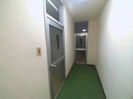 脱衣場入口