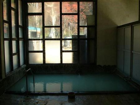 2003年の内湯