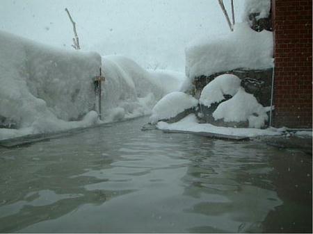 昔の露天風呂