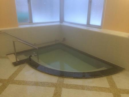 綺麗な浴室でした