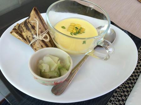 スープ・粽・搾菜