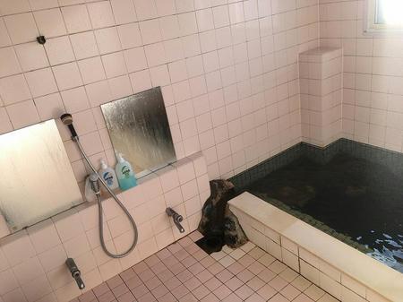 洗い場は2人分