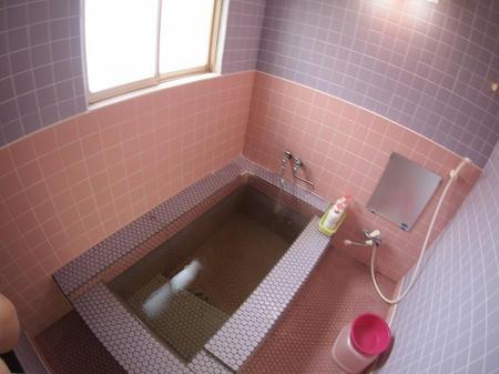 洗い場と湯船