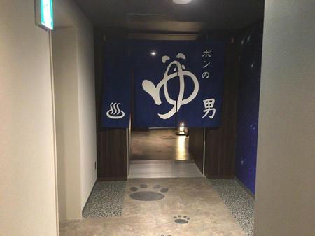 5階脱衣場入口