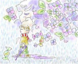 「幸せの通り雨」