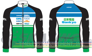 Sankyo Bike Jersey Long
