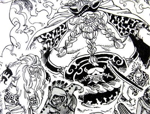 茶ひげ海賊団