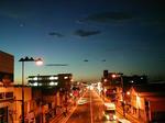 夜明け前の道 2004/07/11