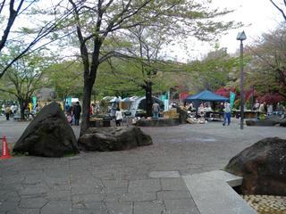続報・飛鳥山公園(1)
