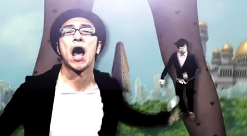 東京03の角田って歌を出してたんだな。「街の美人はずるい」