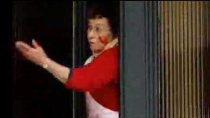 血まみれのおばさんに「ゴミ出し手伝って」と言われた通りすがり