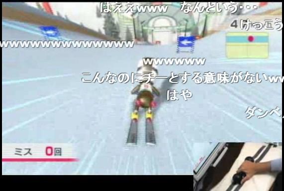 WiiFitでできるお手軽チート。ただゲームの面白さは激減します。