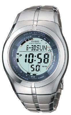 CASIO 電波時計 WV-100DJ-7BJF