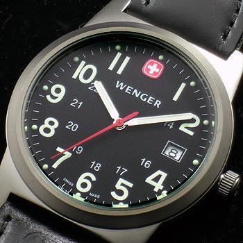 WENGER 腕時計 フィールドミリタリー 70392