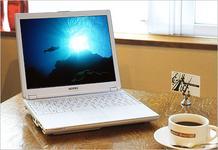 SOTEC 12.1型 TFTカラー液晶ノートパソコン WinBook『WS4100-RS1』