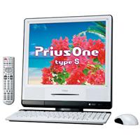HITACHI デスクトップパソコン『Prius One type S』AW33S1R