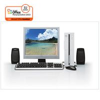 SOTEC デスクトップパソコン PC STATION『PJ315B/L7TR02』