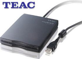 TEAC USB接続 フロッピーディスクドライブ『FD-05PUW-251B』
