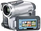SONY 2.7型ワイド液晶モニター搭載 デジタルビデオカメラレコーダー 『DCR-DVD403S』