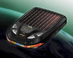 セルスター GPSソーラーレーダー探知機 『SKY-109SL』