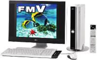 FUJITSU 2006年夏モデル 17型液晶ディスプレイ付属 『FMVCE70S7』