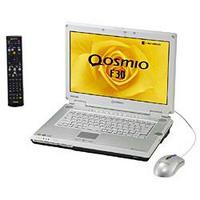TOSHIBA ノートパソコン(60GB DVDスーパーマルチ 15.4型ワイド 地デジ) Qosmio F30/695LS 『PQF30695LS』