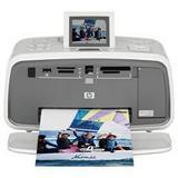 HP 4GBハードディスク搭載コンパクト・フォトプリンター 『Photosmart A716』