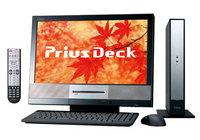 日立 デスクトップパソコン Prius Deck N 『DH73N』+『DT5200W』 セットモデル