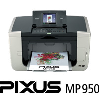 Canon インクジェット複合プリンタ 『PIXUS MP950』